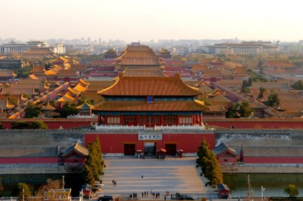 Forbidden City Golden Rooftops Beijing Expat Services