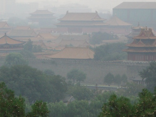Beijing pollution bad