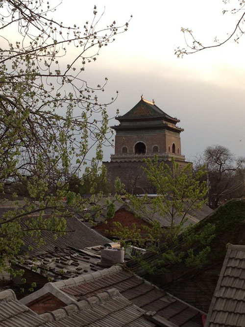 Drum and Bell Towers