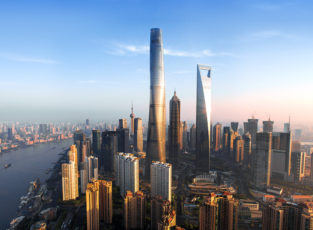 Shanghai Tower preview tour Bespoke Shanghai